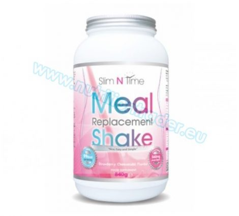 Slim N Time Meal Replacement Shake (1,85 Lbs.) - Strawberry Cheesecake
