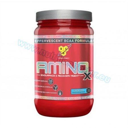 BSN Amino X - (30 srv) - Blue Raspberry