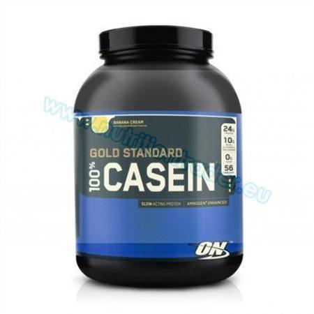 Optimum Nutrition 100% Gold Standard Casein (4 Lbs.) Vanilla