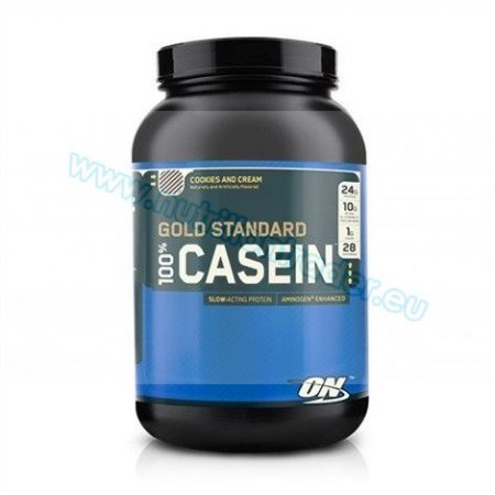 Optimum Nutrition 100% Gold Standard Casein (2 Lbs.) - Chocolate