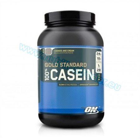 Optimum Nutrition 100% Gold Standard Casein (2 Lbs.) - Vanilla