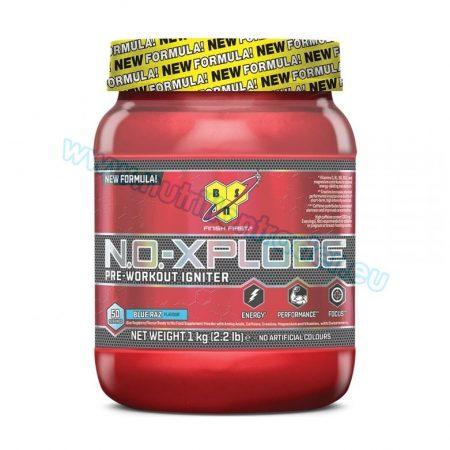 BSN NOX 3 - (50 serv) - Fruit Punch