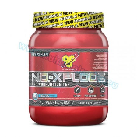 BSN NOX 3 - (50 serv) - Green Apple