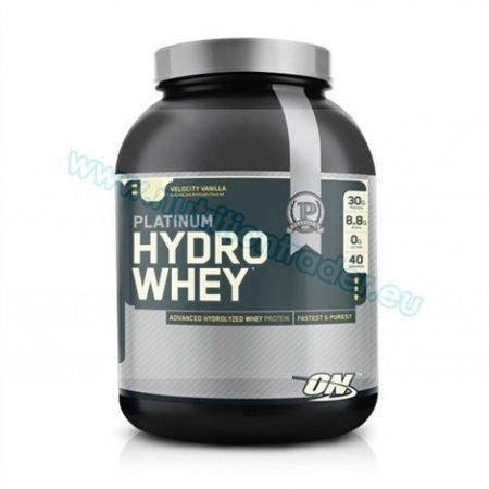 Optimum Nutrition Platinum Hydrowhey (3,5 Lbs.)- Sup Strawberry