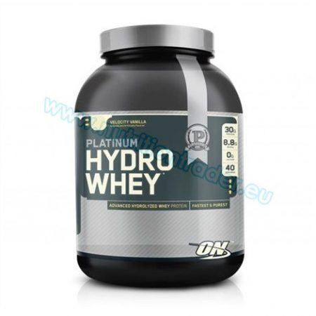 Optimum Nutrition Platinum HydroWhey (3,5 Lbs.) - Vanilla Bean
