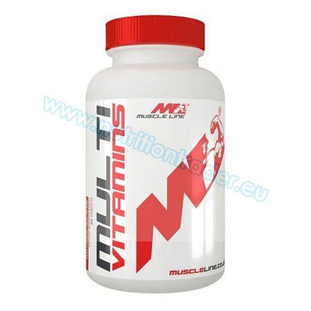 Muscle Line Multi Vitamins (60 Tabs)