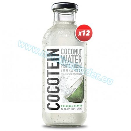 Isopure Cocotein - Coconut Water (20g Protein) (12x470ml.) - Fruit Punch