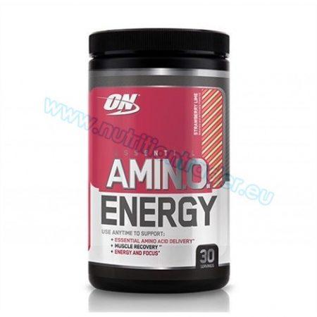 Optimum Nutrition Amino Energy (270g.) - Pineapple Flavour