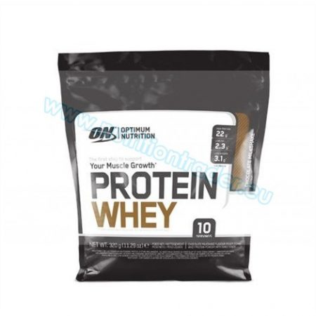 Optimum Nutrition Protein Whey (320g.) - Strawberry Smoothie (Pouch)