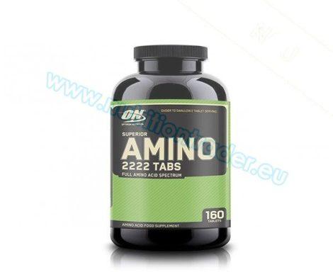 Optimum Nutrition Superior AMINO 2222 (160 tabs)