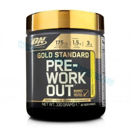 Optimum Nutrition Gold Standard Pre Workout (330g.) - Watermelon