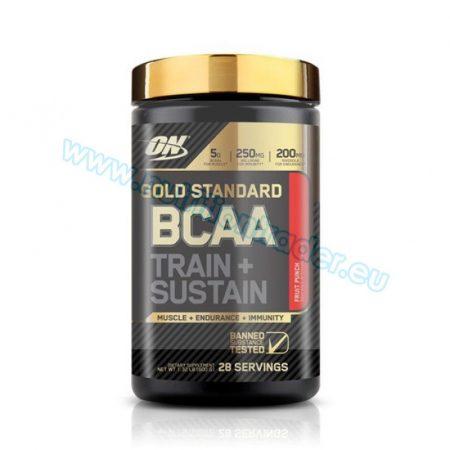 Optimum Nutrition Gold Standard BCAA (266g.) - Rapsberry & Pomegranate