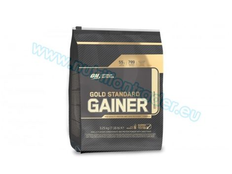 Optimum Nutrition Gold Standard Gainer (7, 16 Lbs.) - Colossal Chocolate