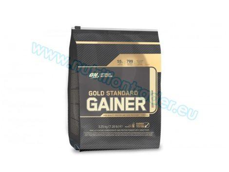 Optimum Nutrition Gold Standard Gainer (7, 16 Lbs.) - Strawberry Shake
