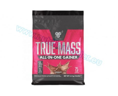 BSN True Mass - ALL IN ONE - (75 serv) - Strawberry