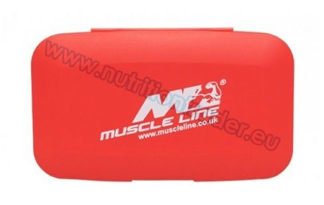 Muscle Line Pill Box