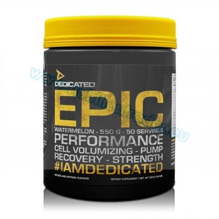 Dedicated Epic (550g.) - Fruit Punch