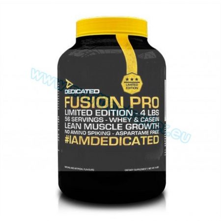 Dedicated Fusion Pro (4 Lbs.) - Banana Ice Cream