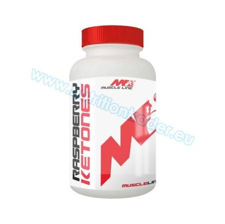Muscle Line Raspberry Ketones (60 Tabs)