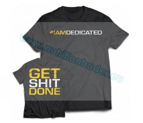 Dedicated T-shirt Get Done (Size L)
