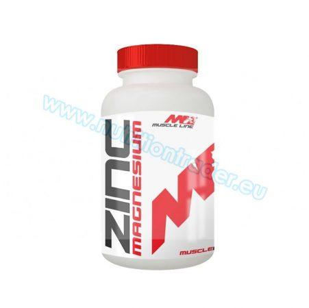Muscle Line Zinc Magnesium (120 Tabs)