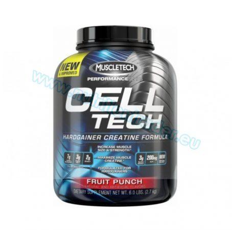 Muscletech Celltech - (6Lbs.) - Fruit Punch