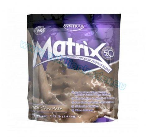 Syntrax Matrix (5 Lbs) - Milk Chocolate