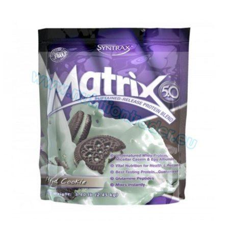 Syntrax Matrix (5 Lbs) - Mint Cookies