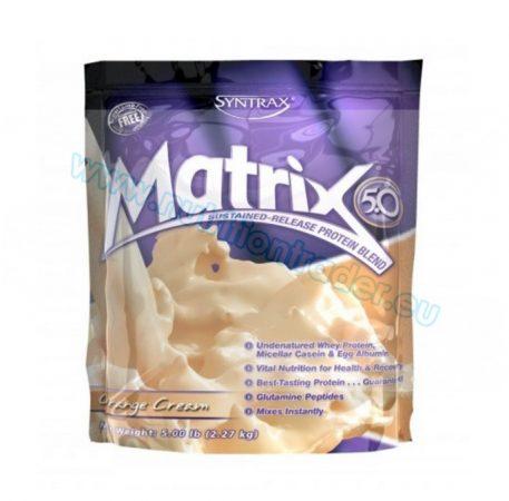 Syntrax Matrix (5 Lbs) - Orange Cream