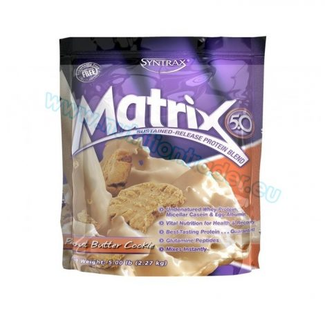 Syntrax Matrix (5 Lbs) - Peanut Butter Cookie