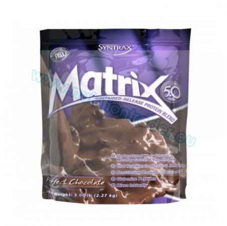 Syntrax Matrix (5 Lbs) - Perfect Chocolate