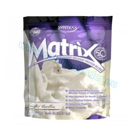 Syntrax Matrix (5 Lbs) - Vanilla