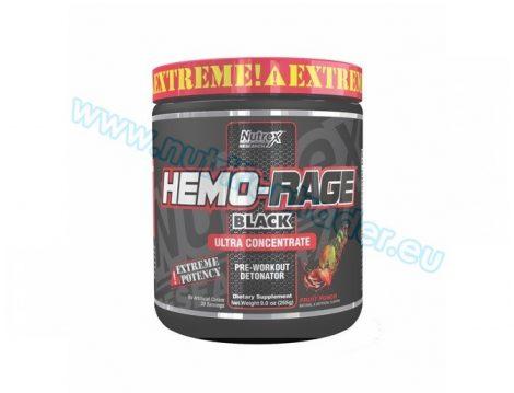 Nutrex Hemo Rage UC International (30 serv) (255 g.) - Fruit Punch
