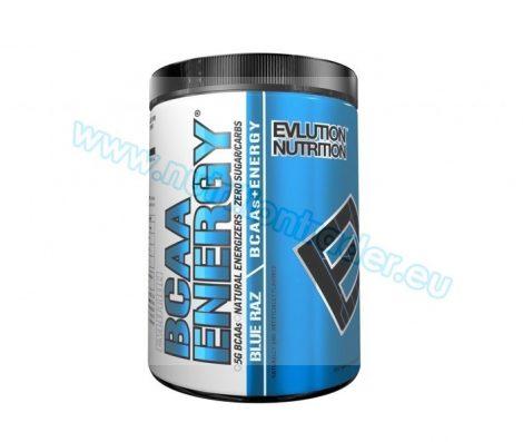 EVL Nutrition BCAA Energ - (70 serv) - Blue Raz