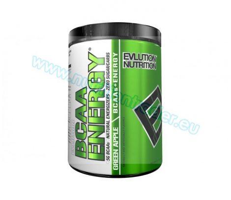 EVL Nutrition BCAA Energ - (70 serv) - Green Apple