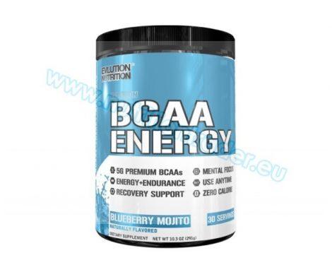 EVL Nutrition BCAA Energ - (30 serv) - Blueberry Mojito