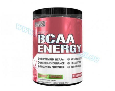 EVL Nutrition BCAA Energ - (30 serv) - Cherry Limeade