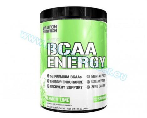EVL Nutrition BCAA Energ - (30 serv) - Lemon Lime