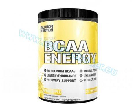 EVL Nutrition BCAA Energ - (30 serv) - Pineapple