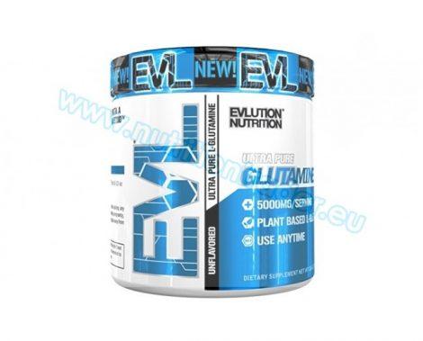 EVL Nutrition Glutamine 5000 - (300 g.)