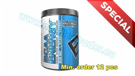 EVL Nutrition Special Buy 12 pcs BCAA Energ - (30 serv) - Blue Raz and get our Special Price