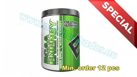 EVL Nutrition Special Buy BCAA Energ - (30 serv) - Green Apple and get our Special Price
