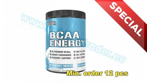EVL Nutrition Special Buy 12 pcs BCAA Energ - (30 serv) - Blueberry Mojito and get our Special Price