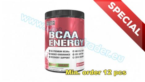 EVL Nutrition Special Buy 12 pcs BCAA Energ - (30 serv) - Cherry Limeade and get our Special Price