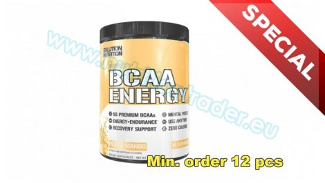 EVL Nutrition Special Buy 12 pcs BCAA Energ - (30 serv) - Peach Mango and get our Special Price