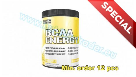 EVL Nutrition Special Buy 12 pcs BCAA Energ - (30 serv) - Pineapple and get our Special Price