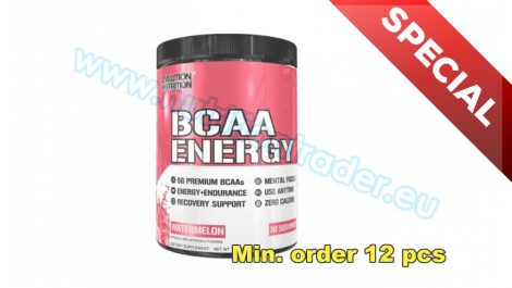 EVL Nutrition Special Buy 12 pcs BCAA Energ - (30 serv) - Watermelon and get our Special Price