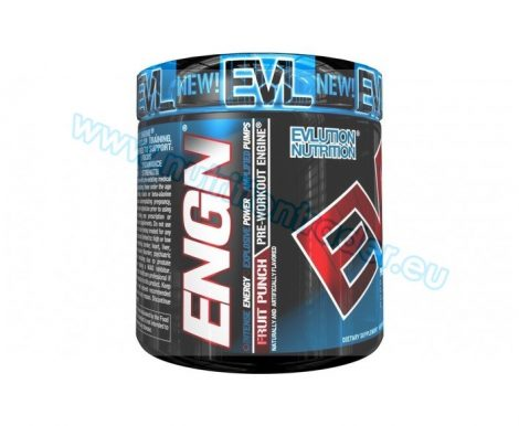 EVL Nutrition ENGN - (30 serv) - Fruit Punch (EU verzion)