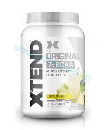 Scivation Xtend Original BCAA (90 serv) - Tropic Thunder