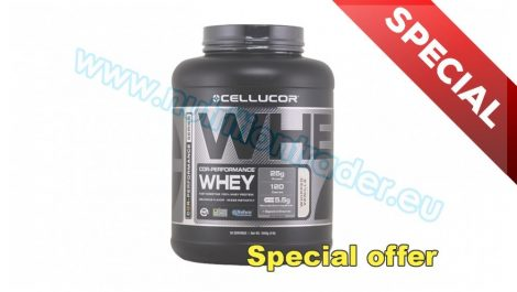 Cellucor Cor-Performance Whey (4 Lbs.) - Cookies & Cream